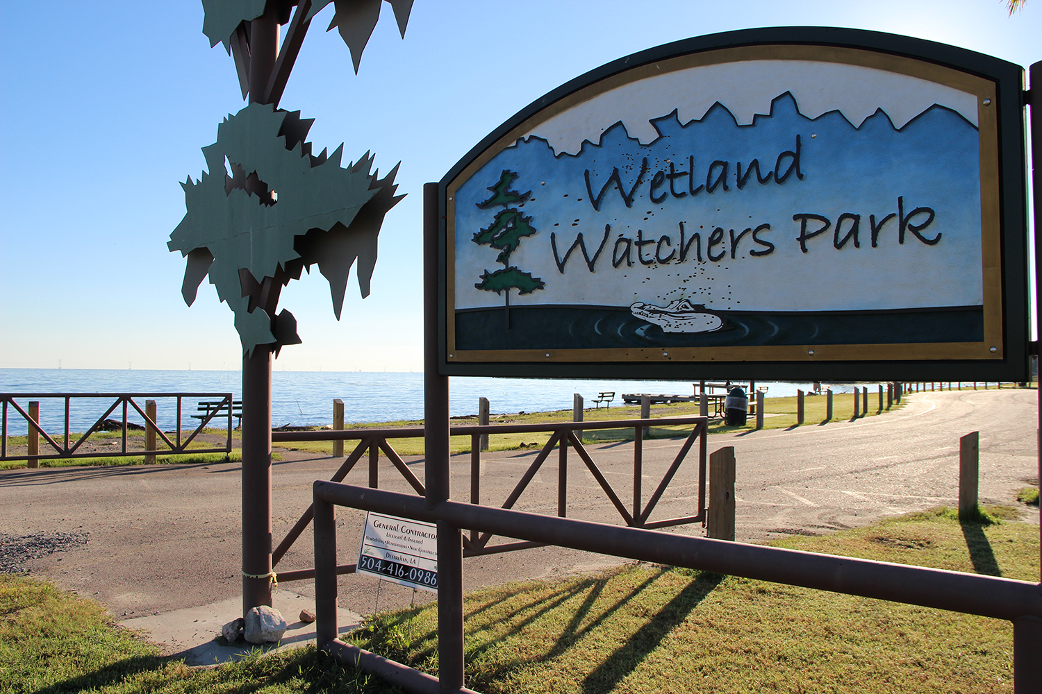 Wetland Watchers Park Opens To The Public!