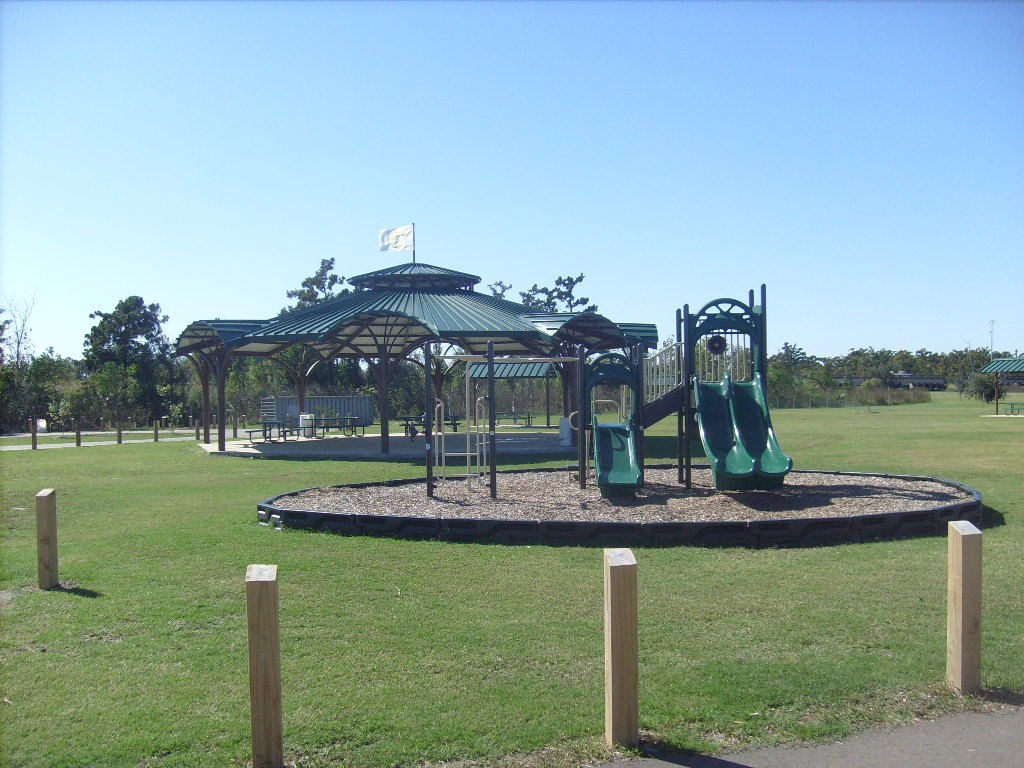 Parks opens for the public